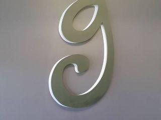 Big G sign