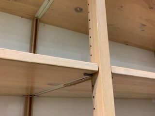 display shelves gondolas