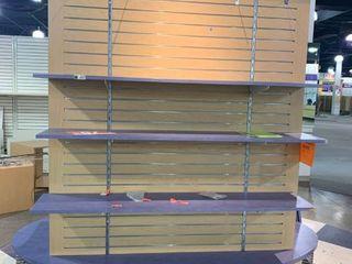 cute bird house display shelf