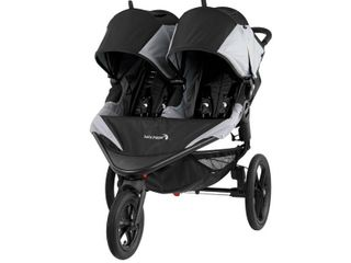 Baby Jogger Summit X3 Double Stroller   Black Gray