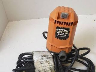 Rigid wet drive back pump assessor