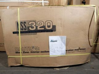 NordicTrack Strength Station NSS 320 - Some Box Damage - SEE ALL PHOTOS