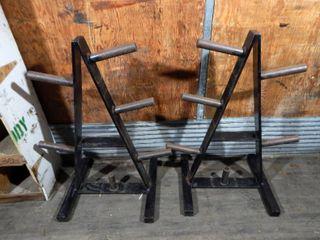 Iron Weight Racks