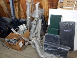 Possible NordicTrack NSS 320 Strength Station Plus Miscellaneous Parts