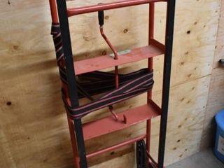Wheeler w/ Tie-Down Strap | ST
