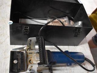 Ryobi Jointer in Metal Box | ST