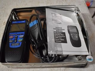 Can OBD2 Scan Tool | ST