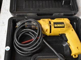 DeWalt Corded Drill | ST