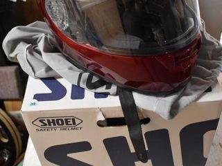 Shoei Full-Face Bike Helmet (Size L) | ST