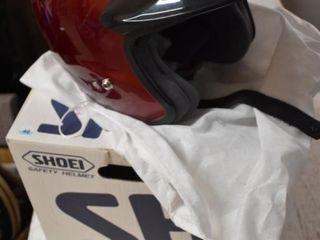 Shoei Full-Face Bike Helmet (Size M) | ST