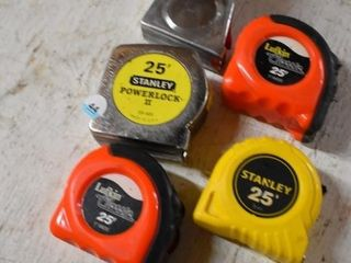 (5) Tape Measures | ST