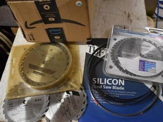 Box of Misc. Saw Blades | ST