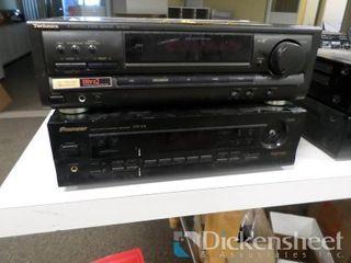 Technics Model Sa-Ex110 Av Stereo Receiver,