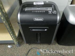 Fellowes Model 79 Ci Paper Shredder as
