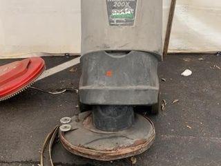 Minuteman 200 X Green Machine - Needs Repair