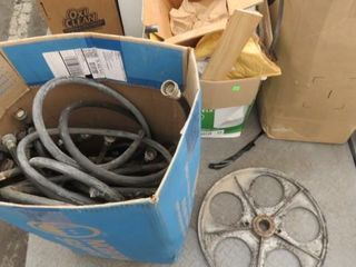 Hoses, Ballasts, Commericial Wash/dryer Parts
