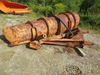 11' Funnel Plow