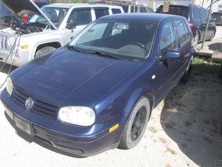 2000 VW GOLF