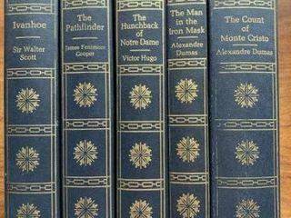 Alexandre Dumas 5 Book Set