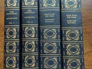 4 Book Set