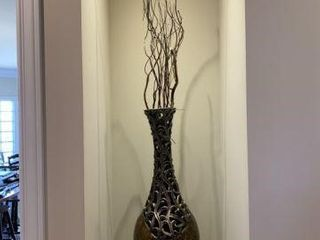 Large Decorator Vase