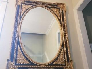 Regency Style Wall Mirror from Friedman Brothers