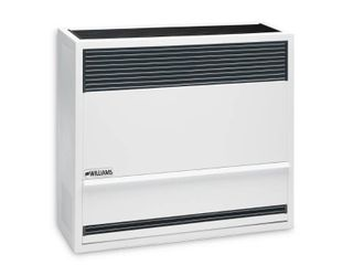 Williams Direct-Vent Gravity Wall Heater 22,000 BTUH, 67% AFUE, Natural Ga