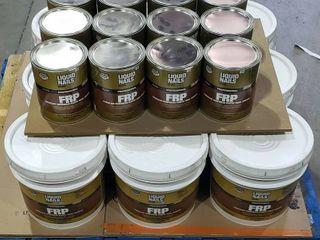 LIQUID NAILS Fiberglass Reinforced Panel Low VOC Adhesive (PALLET LOT) 21 pc
