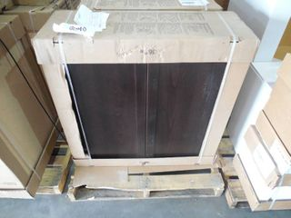 (2) WALL KITCHEN CABINETS IN JAVA