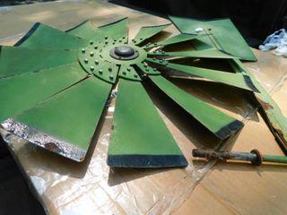 Yard Windmill Parts