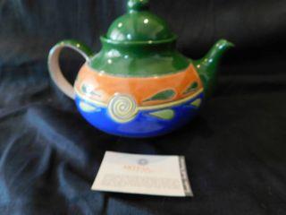 Artesa Teapot