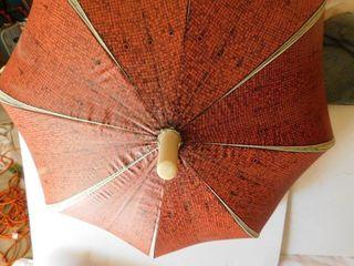 Umbrella   Copper Color