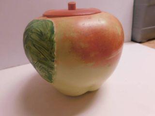 Apple Cookie Jar