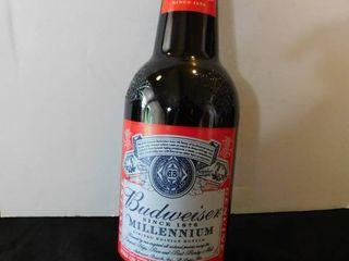 Collectible Tall Budweiser Bottle