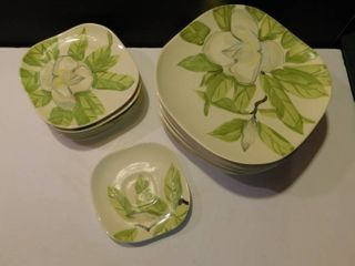 Red Wing Pottery Dishes