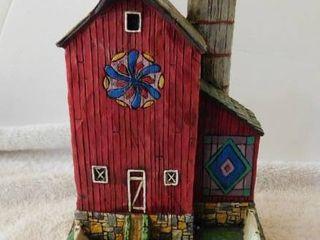 Jim Shore Building   Barn