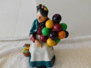 Royal Doulton   Old Balloon lady