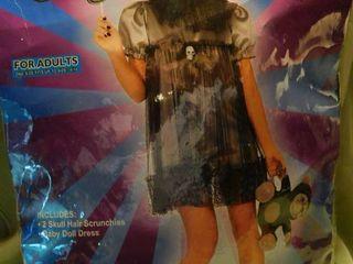 Adult Halloween Costume   NEW