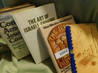 Cultural Cookbooks  4 ea