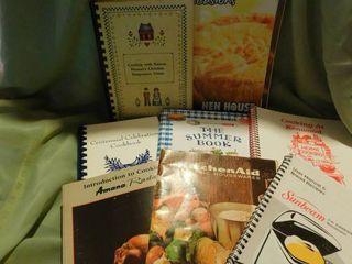 Cookbooks  10 ea