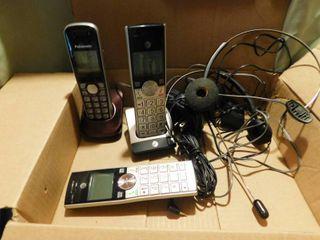 Phone Equipment lot