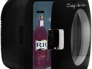 Frigidaire   Retro 12 Can Beverage Cooler   Black