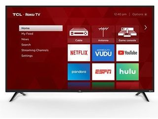 TCl 32in Class 720P HD lED Roku Smart TV 3 Series