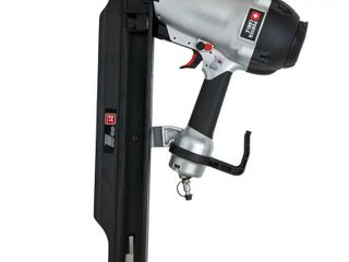 Porter   Cable 21 Degree 3 1 2 in  Full Round Framing Nailer