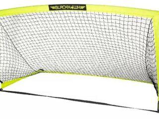 Franklin Sports Blackhawk 6 5 ft x3 3ft Pop Up Soccer Goal