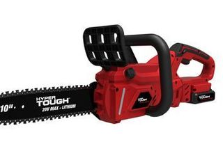 Hyper Tough 20V HT Charge Cordless 10 inch Auto Oiling Chainsaw