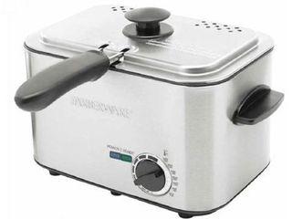 Farberware 1 1 liter Stainless Steel Deep Fryer