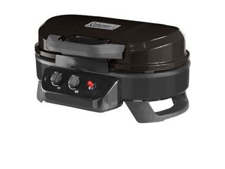Coleman RoadTrip 225 Tabletop Propane Gas Grill  Black