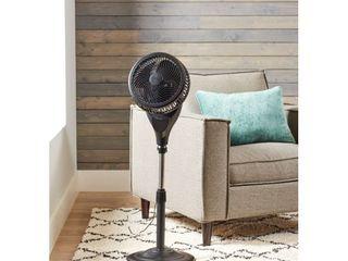 Better Homes   Gardens 9 in Adjustable Pedestal Fan Bhs036111442907  Black