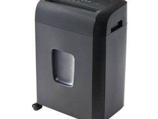 Pen   Gear C227 b 16 Sheet Cross cut Shredder 5 2 gallon Collection Black